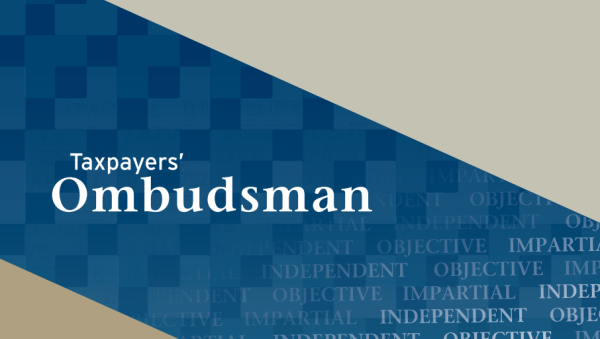 effectiveness of the Taxpayers' Ombudsman